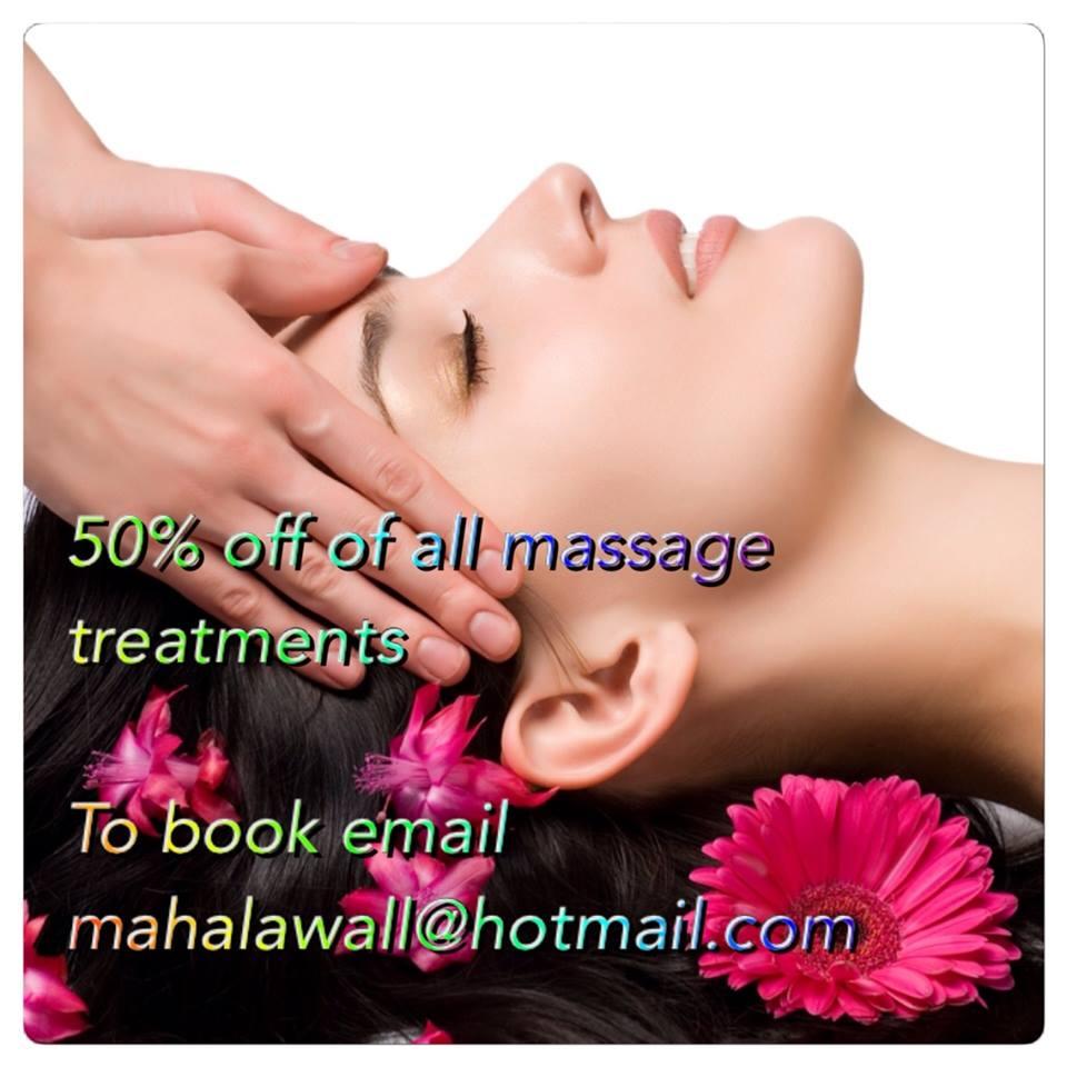 Massage | Mahala Wall