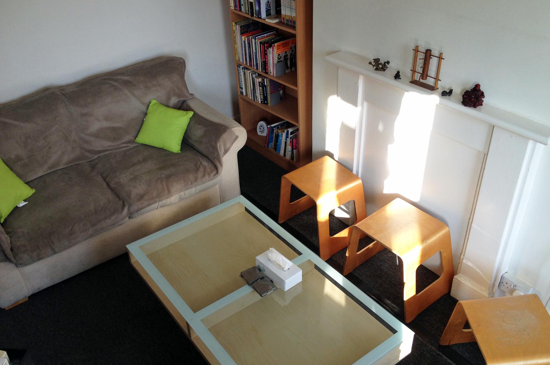 New Malden Studios | Reception Lounge & Kitchen
