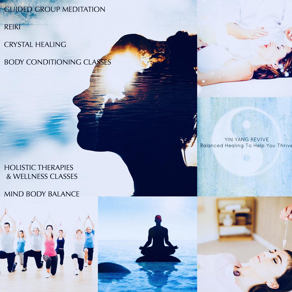 Guided Meditation Classes | New Malden Studios
